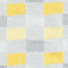 Yellow Drapery and Upholstery Fabric by Robert Allen/Duralee