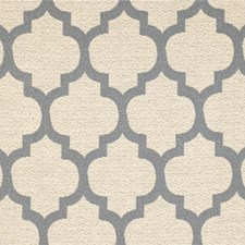 Beige/Light Blue Solid W Drapery and Upholstery Fabric by Kravet
