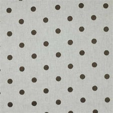 Light Blue/Brown Dots Drapery and Upholstery Fabric by Kravet