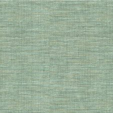 Turquoise/Silver/Grey Solids Drapery and Upholstery Fabric by Kravet