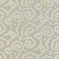 Mercury Botanical Drapery and Upholstery Fabric by Kravet