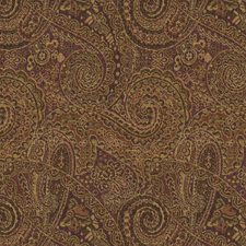 Sunset Paisley Drapery and Upholstery Fabric by Kravet