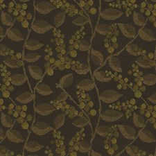 Lotus Botanical Drapery and Upholstery Fabric by Kravet
