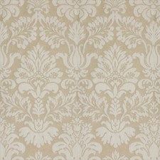 Dove Damask Drapery and Upholstery Fabric by Kravet