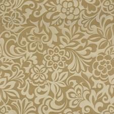 Truffle Botanical Drapery and Upholstery Fabric by Kravet