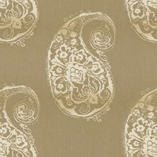 Sandy Paisley Drapery and Upholstery Fabric by Kravet