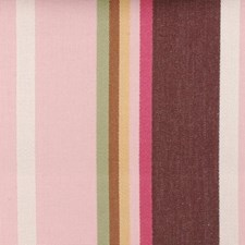 Pink/brown Drapery and Upholstery Fabric by Duralee