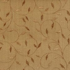 Dark Gold Drapery and Upholstery Fabric by Duralee