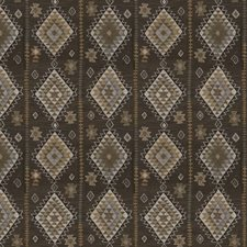 Shale Ikat Drapery and Upholstery Fabric by Kravet