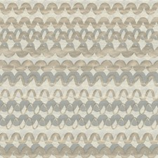 Silver Blue Modern Drapery and Upholstery Fabric by Kravet