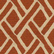 Madder Diamond Drapery and Upholstery Fabric by Kravet