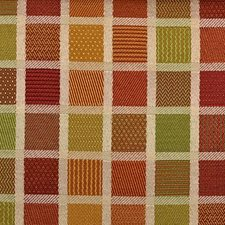 Autumn Plaid Drapery and Upholstery Fabric by Duralee