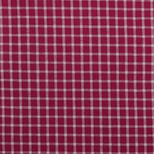 Azalea Plaid Drapery and Upholstery Fabric by Duralee