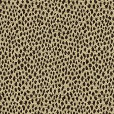 White/Black Animal Skins Drapery and Upholstery Fabric by Kravet
