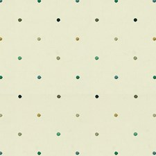 White/Blue Dots Drapery and Upholstery Fabric by Kravet