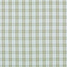 Peridot Plaid Drapery and Upholstery Fabric by Duralee