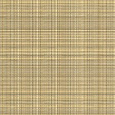 White/Yellow/Grey Plaid Drapery and Upholstery Fabric by Kravet