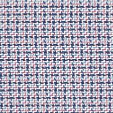 Blueberry Geometric Drapery and Upholstery Fabric by Duralee