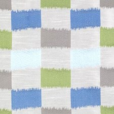 Blue/green Drapery and Upholstery Fabric by Duralee