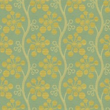 Seaside Botanical Drapery and Upholstery Fabric by Kravet