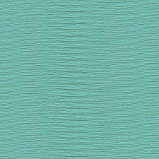 Turquoise Pleated Drapery and Upholstery Fabric by Kravet