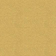 Yellow Diamond Drapery and Upholstery Fabric by Kravet