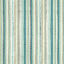 Diva Blue Stripes Drapery and Upholstery Fabric by Kravet