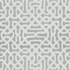 Cloud Geometric Drapery and Upholstery Fabric by Kravet