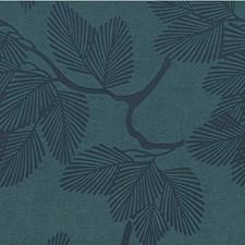 Danube Botanical Drapery and Upholstery Fabric by Kravet