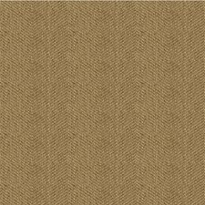 Brown/Beige Herringbone Drapery and Upholstery Fabric by Kravet