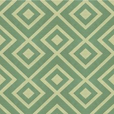 Sea Green Contemporary Drapery and Upholstery Fabric by Kravet