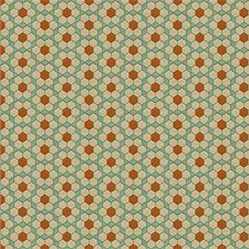 Goldfish Geometric Drapery and Upholstery Fabric by Kravet