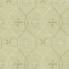 Silver Sage Lattice Drapery and Upholstery Fabric by Kravet