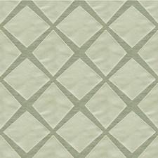 Vapor Blue Diamond Drapery and Upholstery Fabric by Kravet