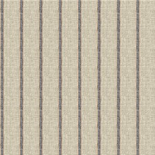 Blue/Beige/Rust Stripes Drapery and Upholstery Fabric by Kravet
