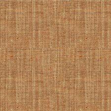 Rust/Orange/Beige Herringbone Drapery and Upholstery Fabric by Kravet