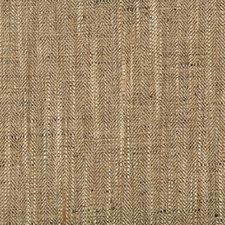 Bronze/Beige Herringbone Drapery and Upholstery Fabric by Kravet