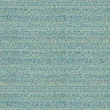 Turquoise/Beige Ethnic Drapery and Upholstery Fabric by Kravet