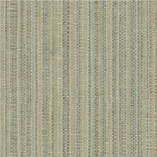 Light Blue/Brown/Beige Stripes Drapery and Upholstery Fabric by Kravet