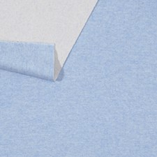 Sky Blue Drapery and Upholstery Fabric by Clarence House