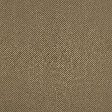 Brown Herringbone Drapery and Upholstery Fabric by Kravet