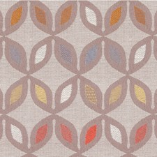 Voyage Geometric Drapery and Upholstery Fabric by Kravet
