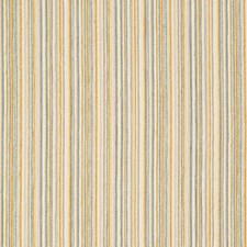 Camel/Grey/Ivory Stripes Drapery and Upholstery Fabric by Kravet