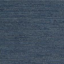 Light Blue/Dark Blue Chenille Drapery and Upholstery Fabric by Kravet