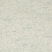 White/Light Blue Texture Drapery and Upholstery Fabric by Kravet