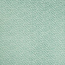 Turquoise/White Animal Skins Drapery and Upholstery Fabric by Kravet