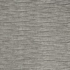 Grey Heather Pleated Drapery and Upholstery Fabric by Kravet