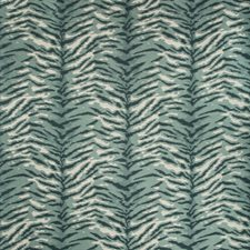 Light Blue/Blue/Indigo Animal Skins Drapery and Upholstery Fabric by Kravet