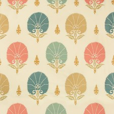 Bouquet Botanical Drapery and Upholstery Fabric by Kravet