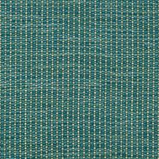 Teal/Blue/Beige Solids Drapery and Upholstery Fabric by Kravet